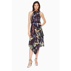 Parker Cosmic Fleur Dress- NWT size XS